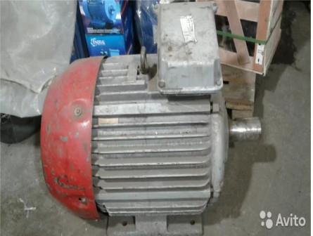 Электродвигатели 37 кВт из Ижевска
