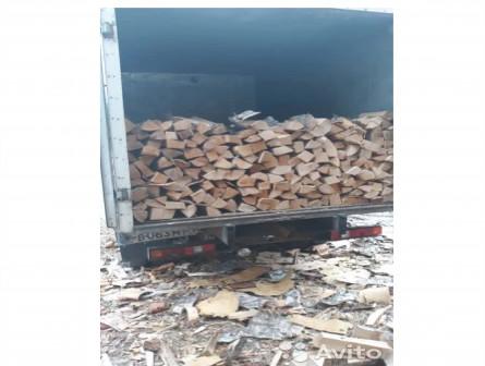 Дрова берёзовые в укладку 35-40 см