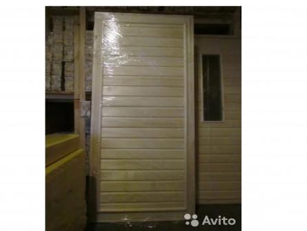Двери для бань и саун из осины