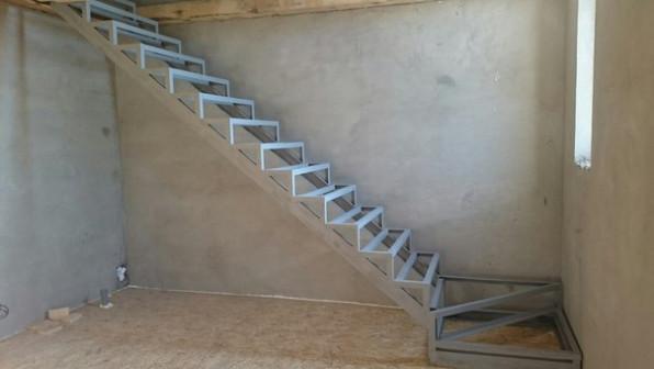 Изготовление лестниц каркасов