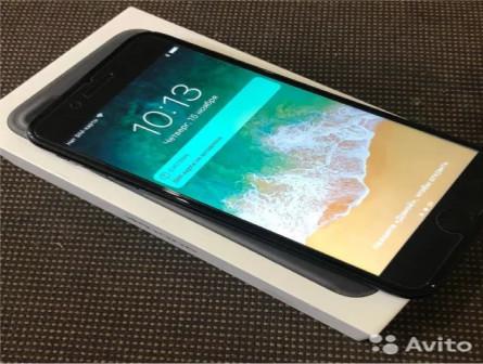 iPhone 7 Plus Black Чёрный 32GB Гарантия, Хит