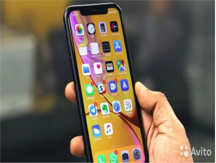 iPhone XR 64GB Black - Гарантия Рассрочка