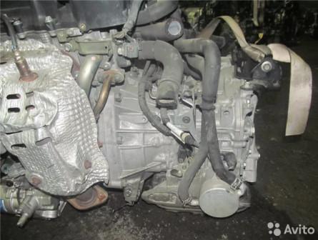 АКПП Toyota Vitz KSP90 1KR-FE