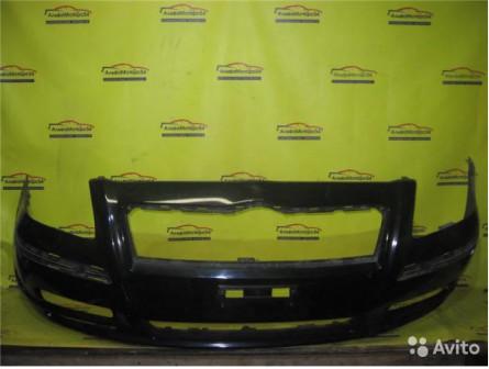 Бампер передний Toyota Avensis AZT250 1AZ-FSE 2004