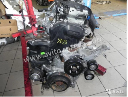 Для Nissan Navara / Pathfinder бу двс YD25DDTi