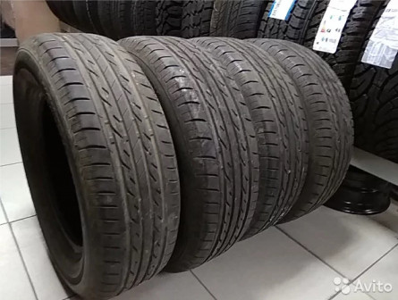Шины летние 215 65 R15 Bridgestone nextry