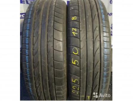 Bridgestone Potenza 225/50 R17 2шт