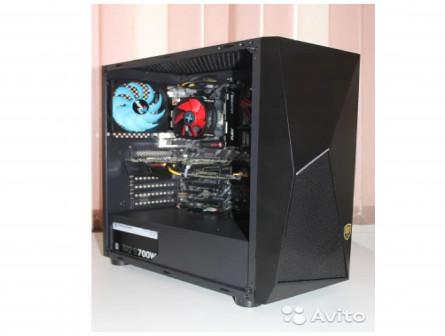 Новый I3-8100 Z370 16Гб optane 1Тб GTX1060 3Гб