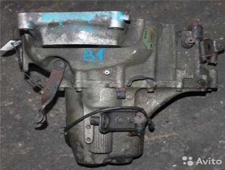 МКПП Mazda B1