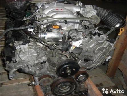 Двигатель Infiniti 4.5 M45 Q45 FX45 VK45DE