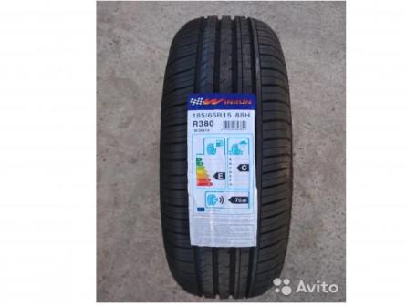 185/65 R15 Winrun R380 88H Новые шины