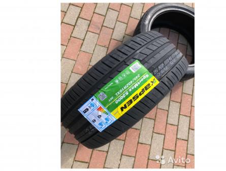 R19 245/40 R19 Kapsen S2000 98Y XL Новые шины
