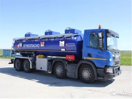 Дизельное топливо - доставка по Краснодару