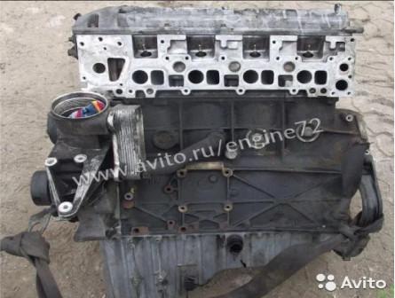 Двигатель бу Мерседес вито спринтер 2.2 646.982