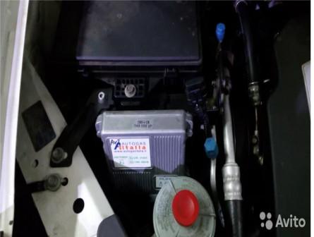 Гбо на авто Acura MDX к-т №22 установка гбо пропан