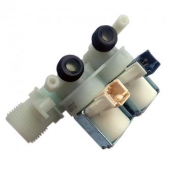 Клапан двойной прямой 2Wx180°С Indesit, Ariston C00110333