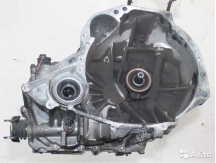 МКПП QG15 Nissan