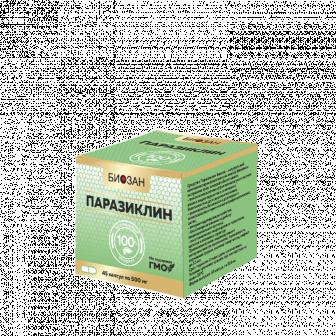 Противопаразитарное средство «Паразиклин»