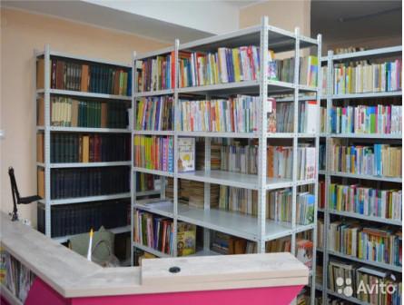 Стеллаж для книг и документов