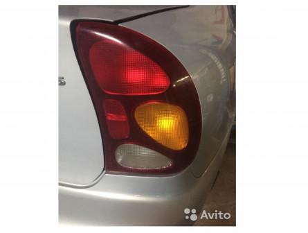 Фонарь задний правый Chevrolet Lanos Шевроле Ланос