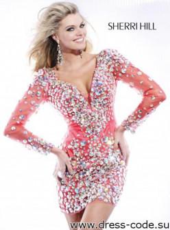 Вечернее платье SHERRI HILL