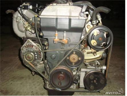 Двигатель mazda FS