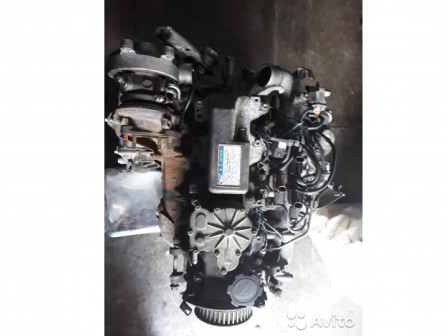 Двигатель Toyota 2CT
