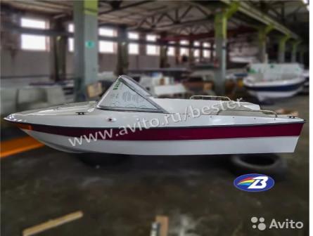 Моторная лодка Bester-400