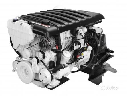 Двигатель Mercury Diesel MD 4.2 L-350s, Bravo 3 XR
