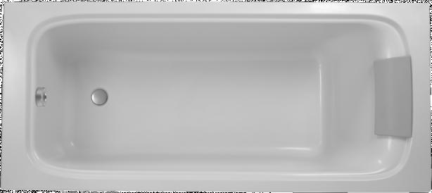 Ванна акриловая 170х70см Jacob Delafon Elite E6D030RU 00