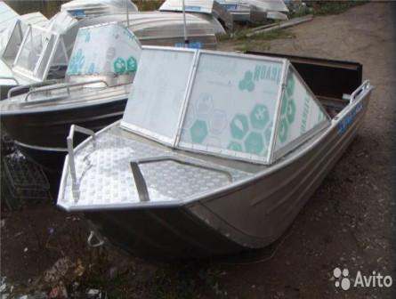 Лодка Вятка Профи 39