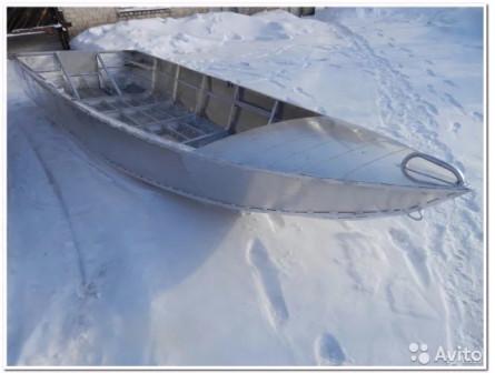 Лодка Вятка профи Шило