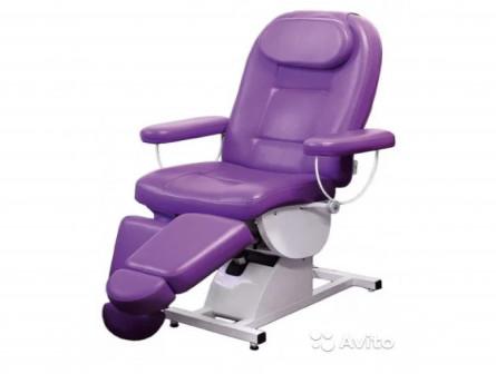 Педикюрное кресло Татьяна 4 электромотора
