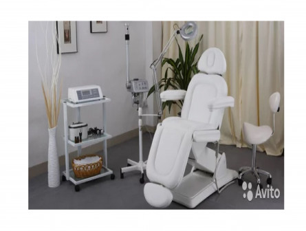 Кресло косметологическое MK35 3 электромотора