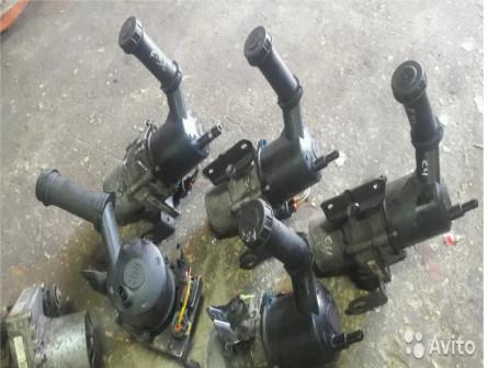 Насос рулевой рейки пежо 307 ситроен с4 2005-2011