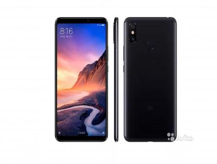Xiaomi mi max 3 4/64 Gb Black