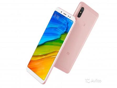 Xiaomi redmi note 5 4/64 Gb Pink