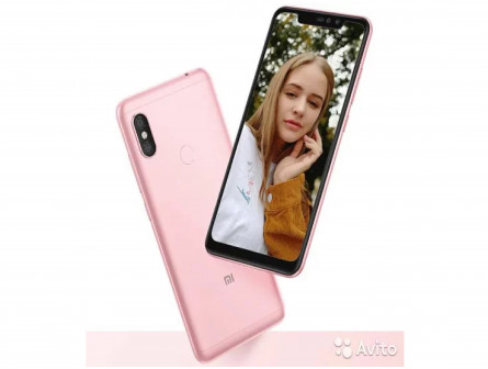 Смартфон Редми Note 6pro