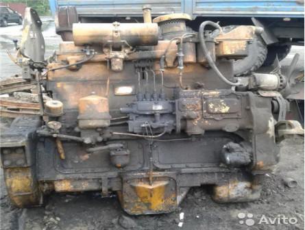 Двигатель на т-170