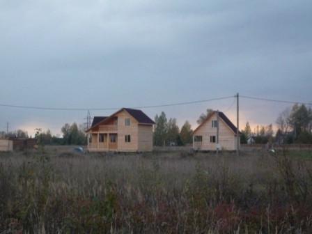 Земельный участок в коттеджном посёлке. Город Старая Русса (Новгородская область)