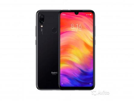Xiaomi redmi note 7 4/64 GB Black