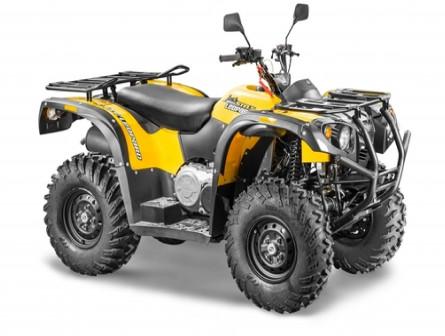 STELS ATV 500 YS ST LEOPARD Camo