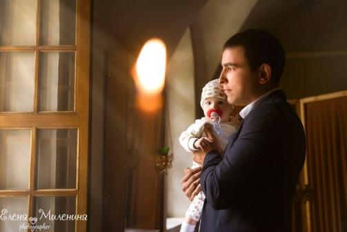 Фотограф на крещение - Таинство Крещения - съёмка крещения