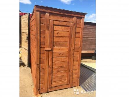 Туалет в наличии п крым