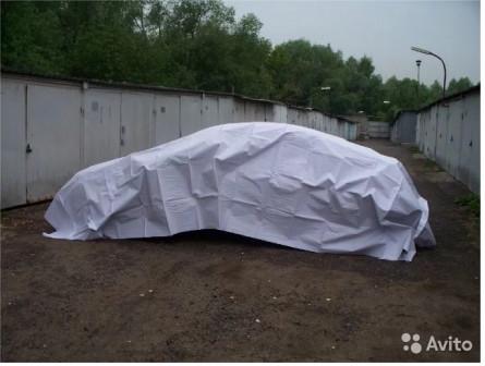 Баннер б/у 3,4*3,2м (качество Китай)