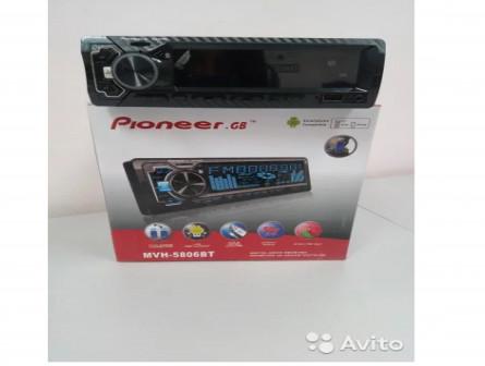 Автомагнитола Pioneer.GB с Bluetooth