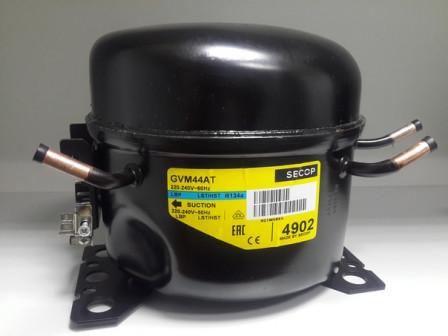 Компрессор Secop для холодильника GVM44AT, фреон R134, 122 Вт