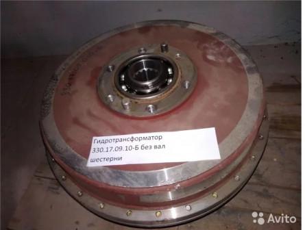 Гидротрансформатор 330.17.09.10-Б без вал шестерни