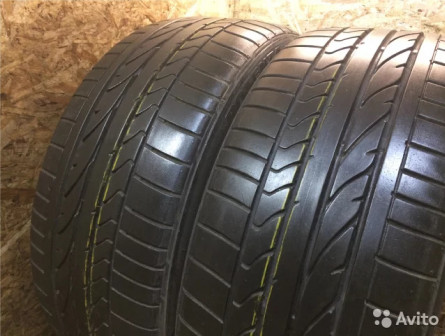 Шины Bridgestone Potenza RE050A R19 225/40