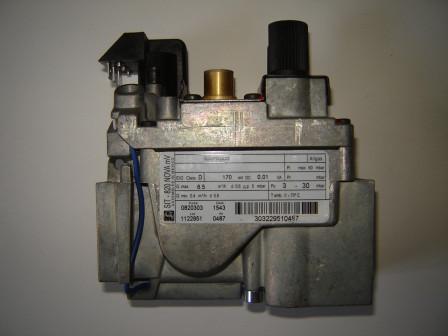Газовый клапан Sit 820 NOVA 0820303 для газовых котлов